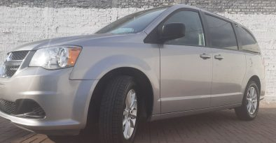 Dodge Grand Caravan SXT 2018 full