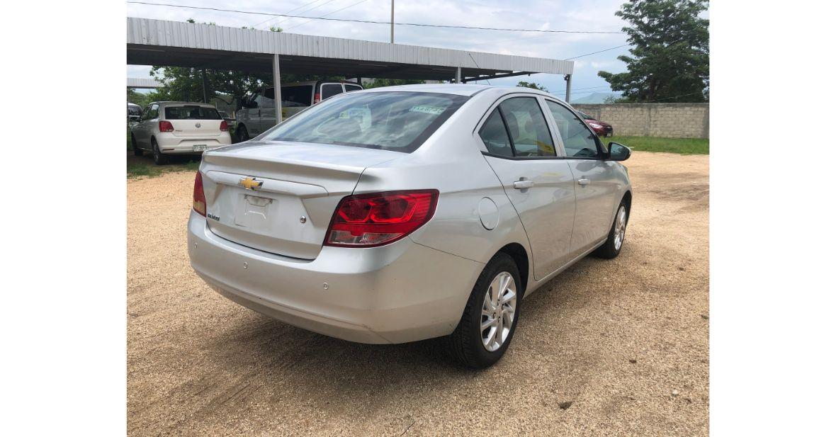 Chevrolet Aveo LTZ AT 2018 full